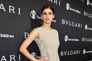Alexandra Daddario Cocktail Dress