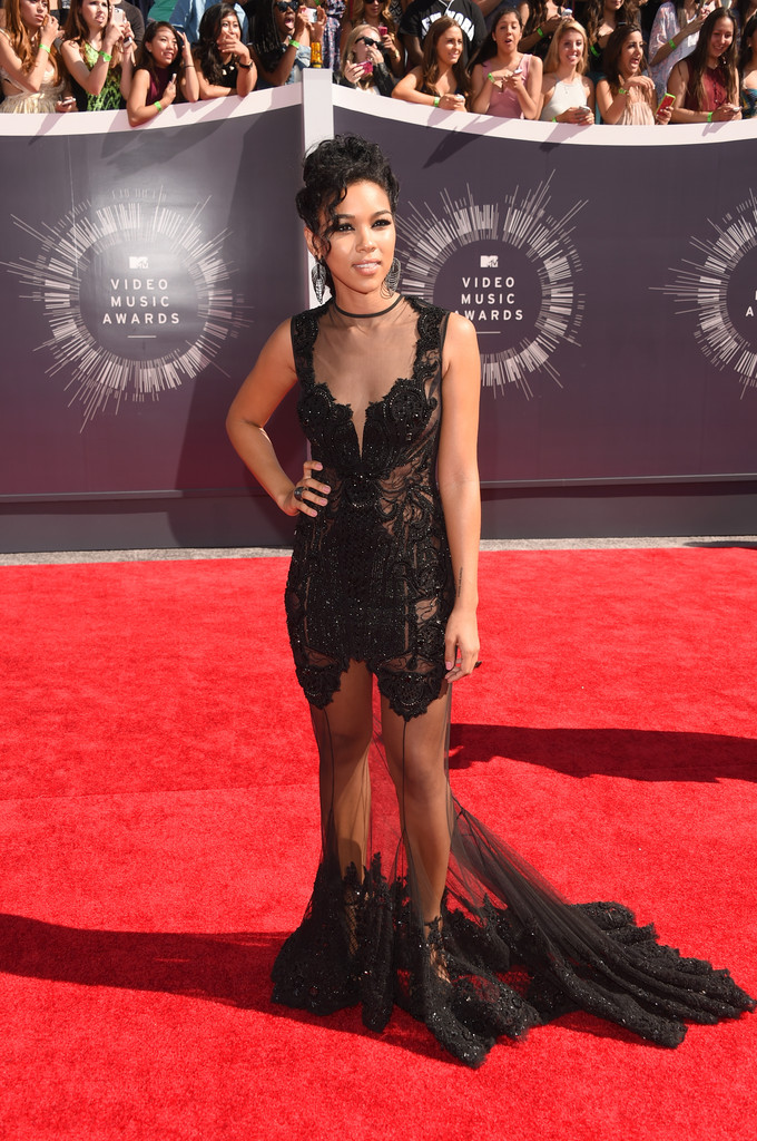 Alexandra Shipp Evening Dress Alexandra Shipp Looks