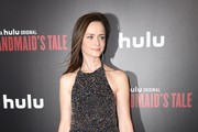 Alexis Bledel Leather Clutch