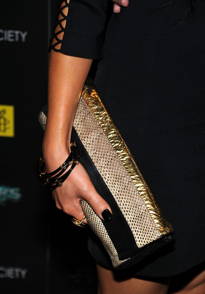 Alice Cage Envelope Clutch