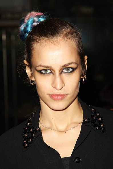 Alice Dellal Cat Eyes