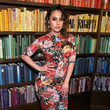 Francia Raisa at Alice + Olivia By Stacey Bendet