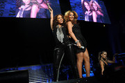 Alicia Keys and Beyonce Knowles Photo