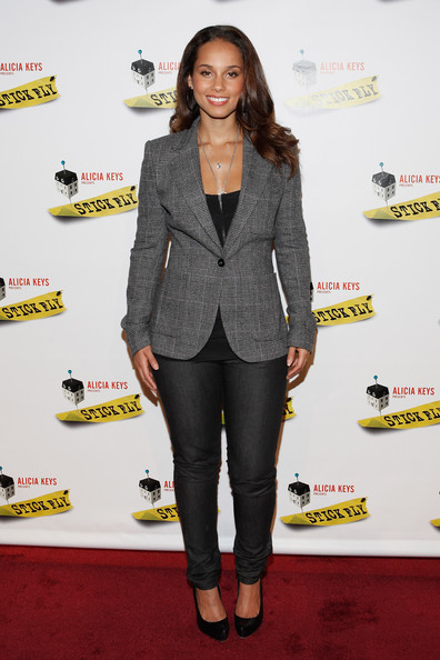 Alicia Keys Blazer