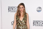 Alicia Silverstone Sequin Dress