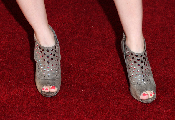 Alison Brie Ankle Boots
