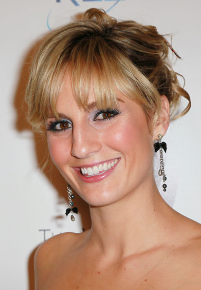 Alison Haislip Dangling Chain Earrings