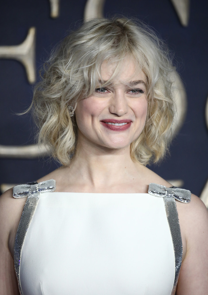 up dos hair styles alison sudol curled out bob hairstyles lookbook 4444
