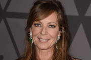 Allison Janney Half Up Half Down