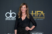 Allison Janney Long Skirt