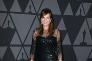 Allison Janney Sequin Dress