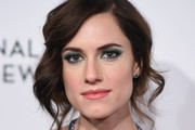 Allison Williams Gemstone Statement Necklace