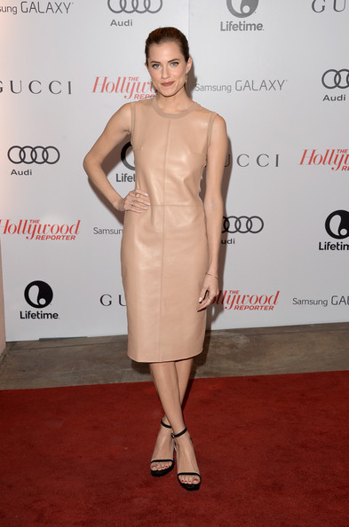 Allison Williams wears Sandals (Sandals )