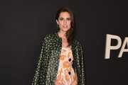 Allison Williams Printed Coat