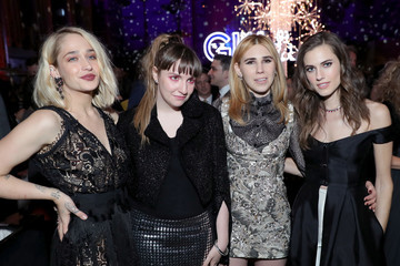 Allison Williams Zosia Mamet The New York Premiere Of The Sixth & Final Season Of 'Girls' - After Party
