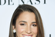 Aly Raisman Long Straight Cut
