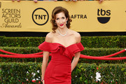Alysia Reiner Mermaid Gown