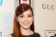 Alyson Hannigan Long Straight Cut
