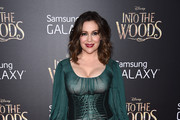 Alyssa Milano Corset Dress