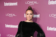 Alyssa Milano Little Black Dress