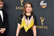 Amanda Peet Sequin Dress