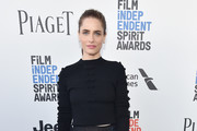 Amanda Peet Sequined Clutch