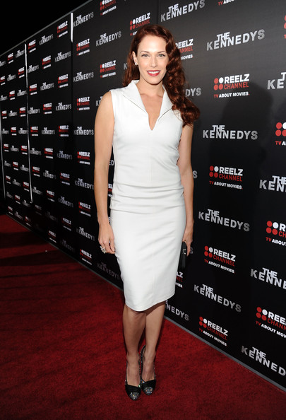 Amanda Righetti Day Dress