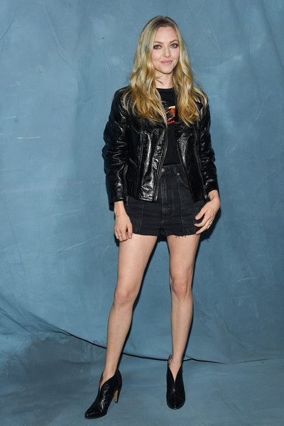Amanda Seyfried Ankle Boots