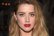 Amber Heard Gemstone Collar Necklace