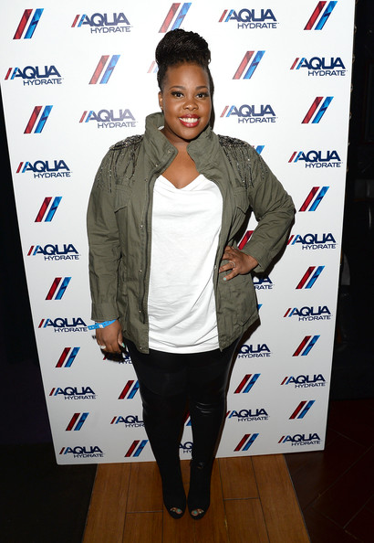 Amber Riley Utility Jacket