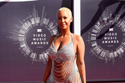 Amber Rose Beaded Dress