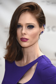 Coco Rocha kept it simple with this half-pinned hairstyle at the American Ballet Theatre Diamond Jubilee Spring Gala.