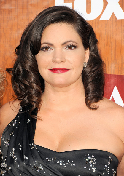 More Pics of Angaleena Presley Medium Curls (1 of 4) - Angaleena Presley Lookbook - StyleBistro