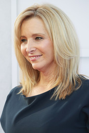 Lisa Kudrow wore a shoulder-length layered 'do at the AFI Life Achievement Award Gala.
