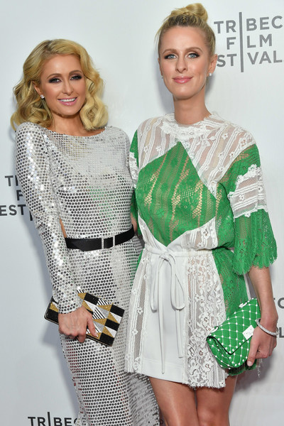 More Pics of Nicky Hilton Rothschild Studded Clutch (2 of 9) - Clutches Lookbook - StyleBistro