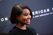 Gabrielle Union kept it classic with this bob at the 'American Son' Broadway opening.