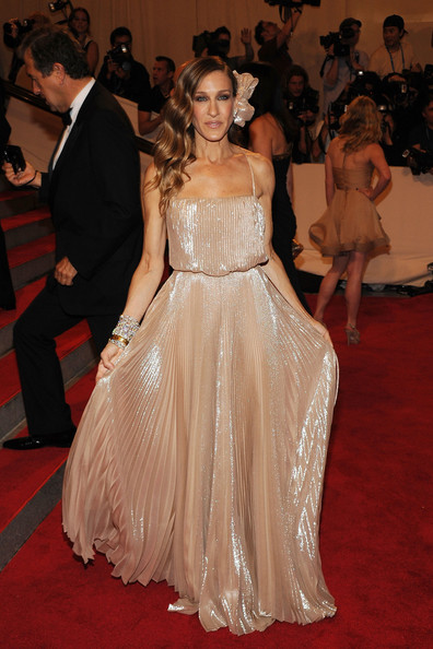 More Pics of Sarah Jessica Parker Evening Dress (15 of 17) - Dresses ...