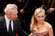 Jean Paul Gaultier and Diane Kruger Photo