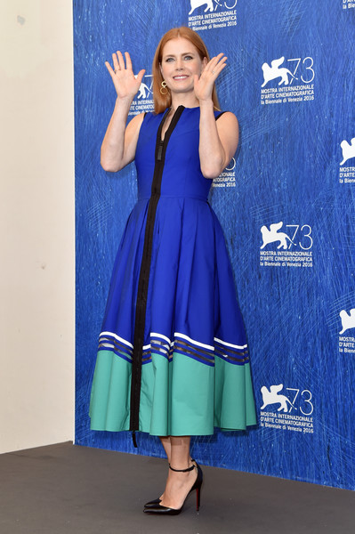 Amy Adams Midi Dress