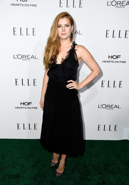 Amy Adams Evening Pumps