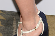 Amy Brenneman Wedges