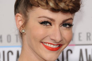 Amy Heidemann Bright Lipstick