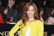 Amy Paffrath Cropped Jacket