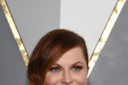 Amy Poehler Loose Bun