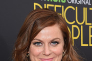 Amy Poehler Medium Wavy Cut
