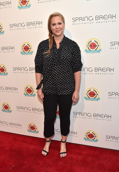 Amy Schumer Capri Pants