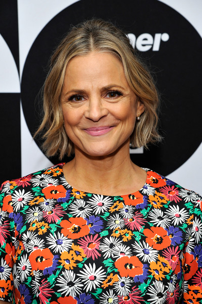 Amy Sedaris Short Wavy Cut [television show,at home,hair,hairstyle,blond,bob cut,premiere,amy sedaris,room,california,pasadena,the langham huntington hotel,spa,tca turner winter press tour 2019 - green room]