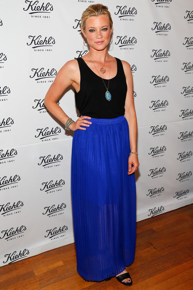 Amy Smart Long Skirt
