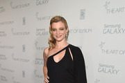Amy Smart One Shoulder Dress