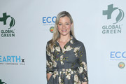 Amy Smart Shirtdress